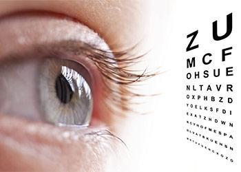 Iris Eye Exam