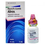 Alrex Eye Drops Uses and Dosage