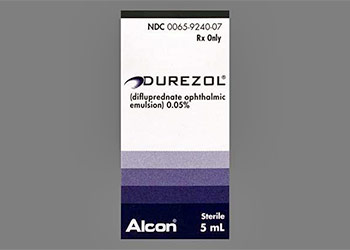 Durezol Eye Drops Uses