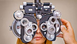 Refraction Eye Exam for Everybody