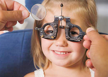 Near Reaction Eye Exam Proper Procedures